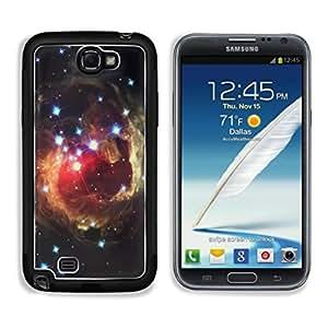 Stars Shining Great Galaxy View Daluwanjia Note II Cover Premium Aluminium Design TPU Case Open Ports Customized Made to Order