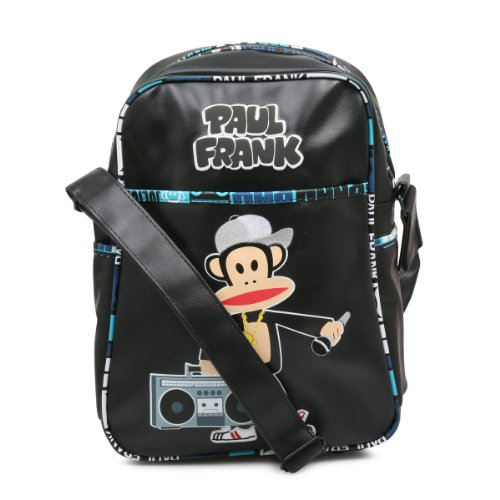 Paul Frank Tasche Bag Julius Monkey Boom Box College Flight Bag