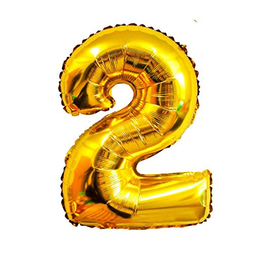 Noon-Sunshine decorative-plaques Happyations Adult Customized Birthday Party Gold Black Anniversary Decor,Number 2 -