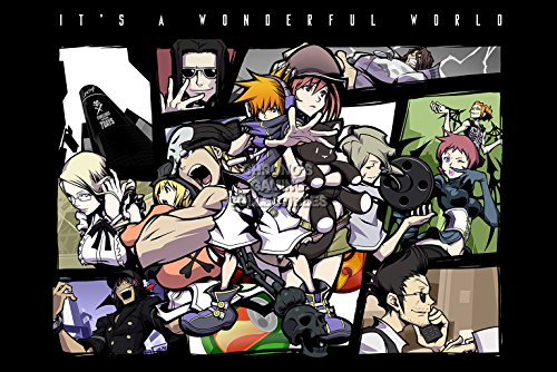 world ends ds - 8