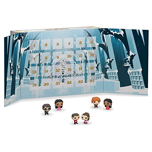 Funko Advent Calendar: Harry Potter 2019, 24pc (Christmas Advent Calendar)