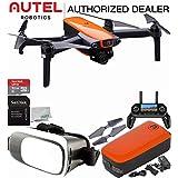Autel Robotics EVO Foldable Quadcopter with 3-Axis Gimbal Starters Virtual Reality Bundle