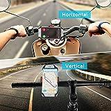 Bike Mount, IPOW Universal Cell Phone Bicycle