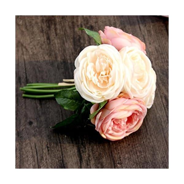LtrottedJ-Artificial-Rose-Silk-Flowers-5-Flower-Head-Leaf-Garden-Decor-DIY