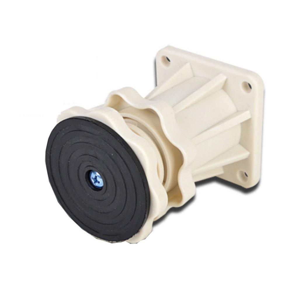 Base Lavadora Base Ajustable M/óvil Multifuncional Durable Carga Pesada 300 Kg Con Ruedas Giratorias De Goma Con Bloqueo 4 /× 2 Y 4 Pies M/óviles Fuertes