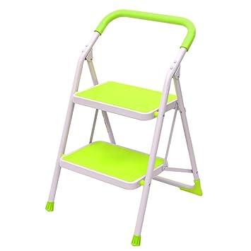 Cool Amazon Com Step Stools Folding Step Stool For Adult 2 Step Machost Co Dining Chair Design Ideas Machostcouk