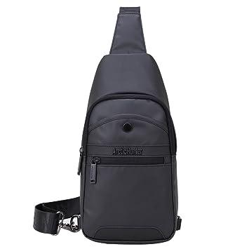 Arctic Hunter Sling Bag for Men Shoulder Bag Waterproof Cross Body Bag for  Cycling cd24a8ec54ec