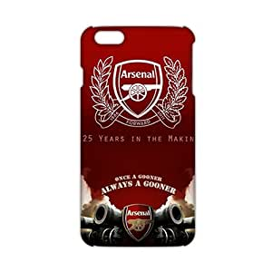 Evil-Store Arsenal 3D Phone Case for iPhone 6 plus