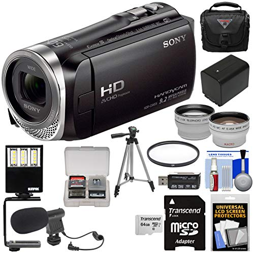 Used, Sony Handycam HDR-CX455 8GB Wi-Fi HD Video Camera Camcorder for sale  Delivered anywhere in USA