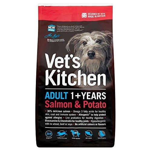 Vet's Kitchen Adult Dog Salmon & Potato (1.3Kg) - Pack of ()