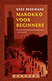 Front cover for the book Marokko voor beginners by Kees Beekmans