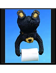 13 inches Wide Bear Toilet Paper Holder