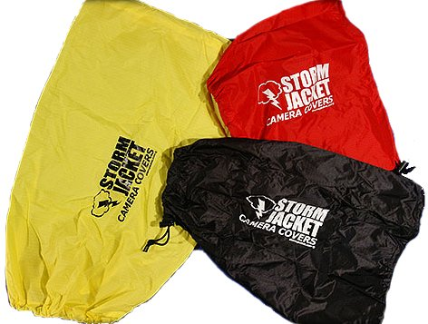 Vortex Media Storm Jacket Cover for an SLR Camera with a Medium Lens Measuring 7