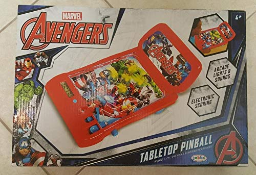 Marvel Avengers Tabletop Pinball by Marvel