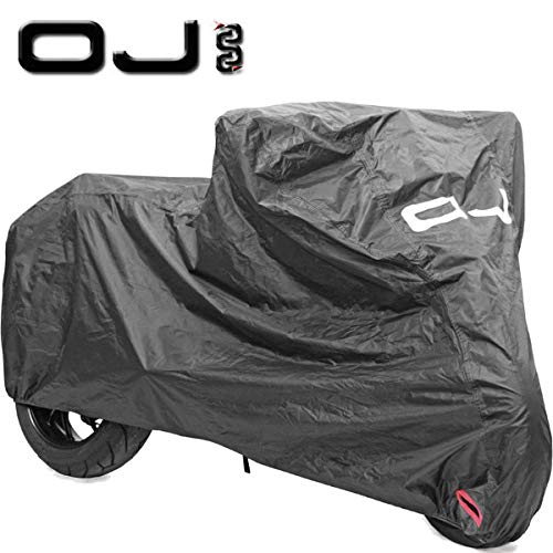 TELO COVER COPRI MOTO SCOOTER OJ COMPATIBILE CON MALAGUTI PASSWORD 250 2011 CON PARABREZZA E BAULETTO