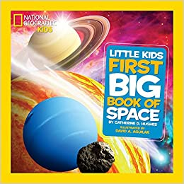 amazon national geographic little kids first big book of space