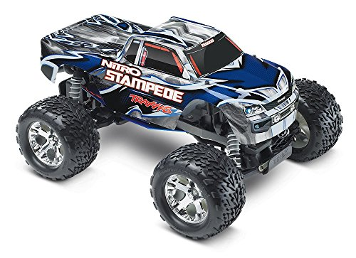Traxxas Nitro Stampede 1/10 RTR Monster  - Nitro Stampede Shopping Results