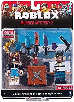 Toy Partner Roblox Game Pack 2 Figuras con Accesorios: Amazon.es: Juguetes y juegos