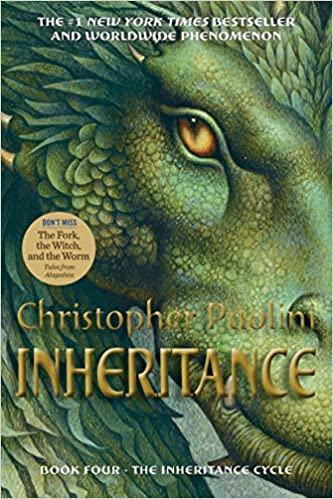 Inheritance Book 4 Audiobook