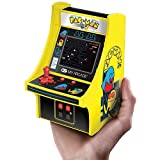 "Johnson Smith Co. - DREAMGEAR Pac-Man Micro Player - The Whole Game in Your Hand - Approx 4"" x 4.25"" x 6"""