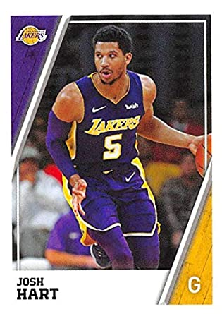 the best attitude c9700 5bab9 Amazon.com: 2018-19 Panini NBA Stickers Basketball #281 Josh ...