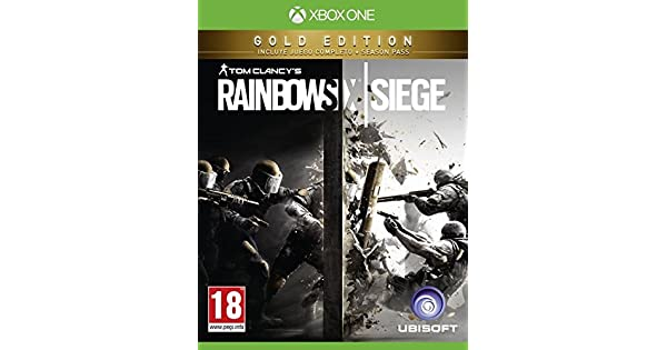 Rainbow Six Siege - Gold Edition: Amazon.es: Videojuegos