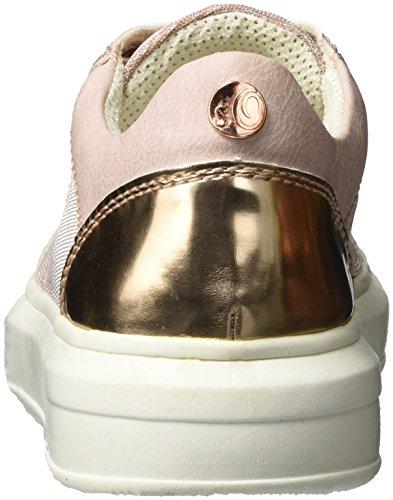 S.oliver Dame 23617 Sneaker Lyserød (rose Kam 592) bNoZC4ZjA1