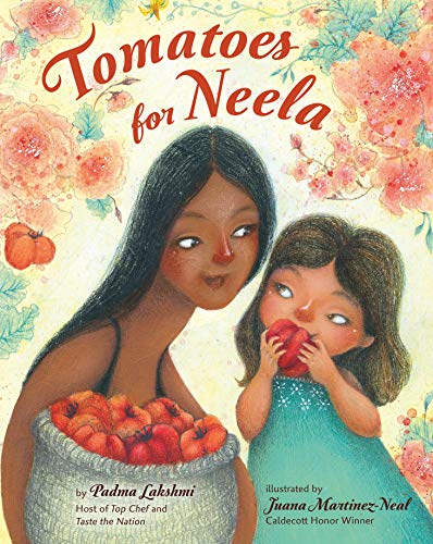 Book Cover: Tomatoes for Neela