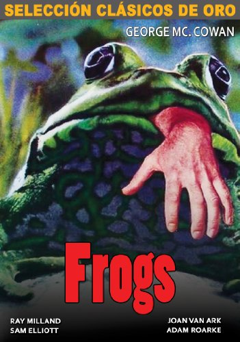 - Frogs (1972) (Import Movie) (European Format - Zone 2)