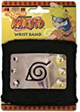 Naruto: Wristband - Konoha (leaf village) Logo