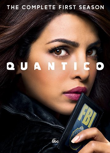 [DVD]Quantico: The Complete First Season