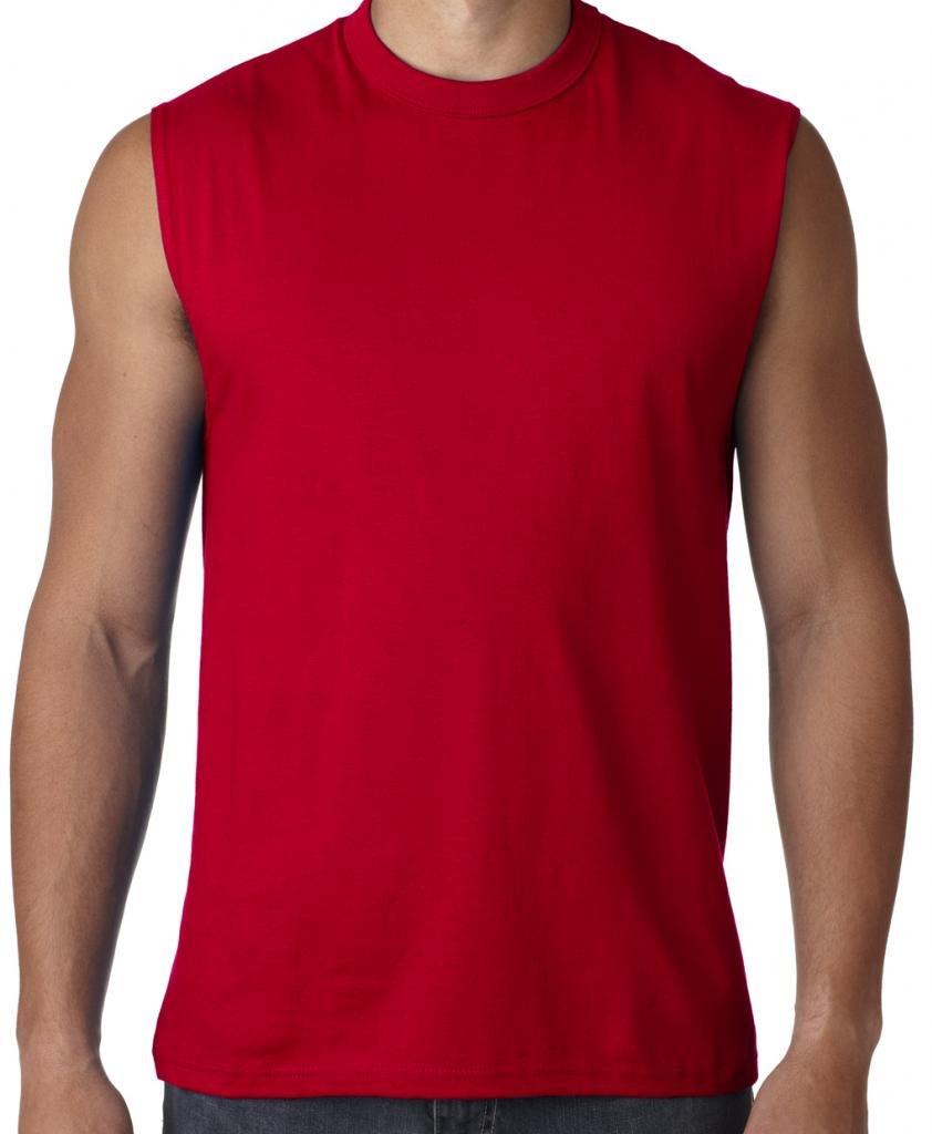 Yoga Clothing For You Mens Performance Sleeveless Tee Shirt 49M