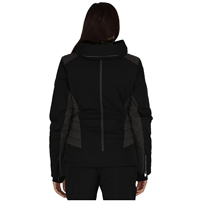 d54ffba04a Dare 2B Womens Black Label Shade Out Ski Jacket 8  Amazon.co.uk  Clothing