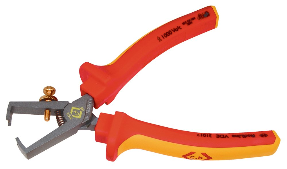 C.K 495001 Automatic Wire Stripper: Amazon.co.uk: DIY & Tools