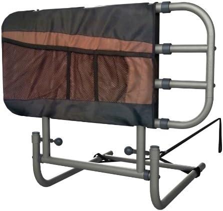 picture of Stander EZ Adjust Bed Rail, Adjustable Senior Bedrail and Bedside