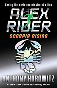 Scorpia Rising 0142419850 Book Cover