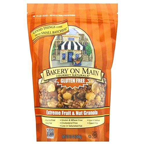 Bakery On Main Granola Gf Xtreme Nut&Frt