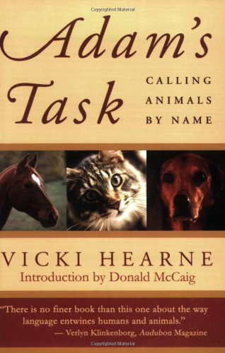 Adam's Task:Calling Animals By Name