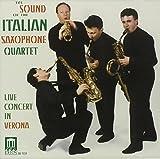 Sound of Italian Saxophone Quart Live in Verona