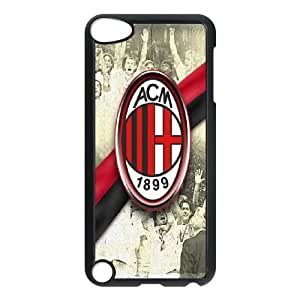 iPod Touch 5 Phone case Black AC Milan ZAC1250842