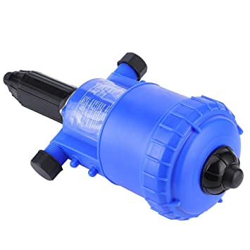 1%-5% Fertilizer Injector, Automatic Dosing Device Irrigation Injector  Powered by Water Dosing Pump for Industry, Garden, Greenhouse, Poultry,  Agriculture: Amazon.in: Home & Kitchen