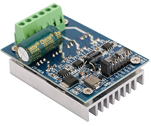 DC Brush Motor Controller, Yeeco Dual H-Bridge DC Brushed Mo