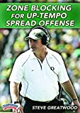 Zone Blocking for Up-Tempo Spread Offense by Steve Greatwood