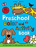 Best Priddy Books Books Kids - Preschool Color & Activity Book Review