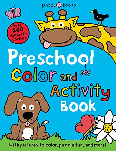 Preschool Color & Activity Book (Color and Activity ()