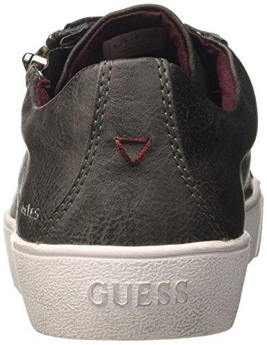 Grau Guess Herry Grigio Herren Sneakers wq7q4zng