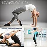 Ozaiic Yoga Socks for Women Non-Slip Grips