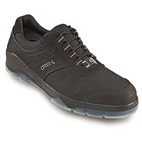 Otter Sicherheitshalbschuh 98412-577 ESD S2, Farbe: schwarz