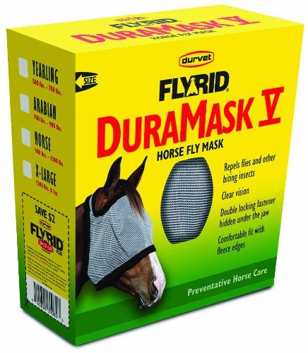 Horse Fly Mask - 9