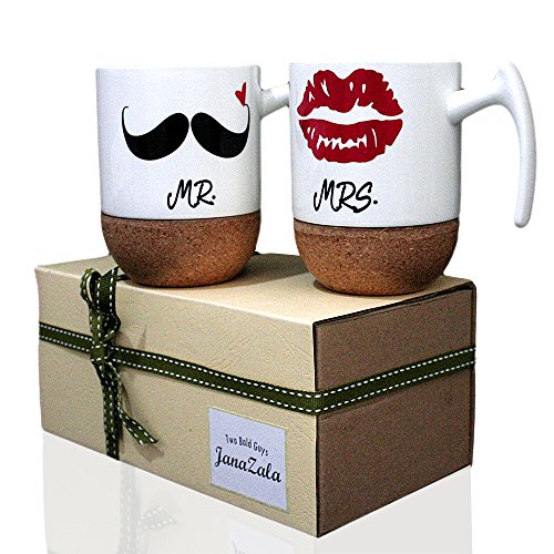 mr and mrs coffee gift sets - 1